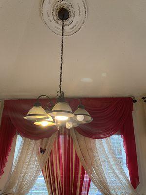 Ceiling light kitchen chandelier for Sale in Nashville, TN
