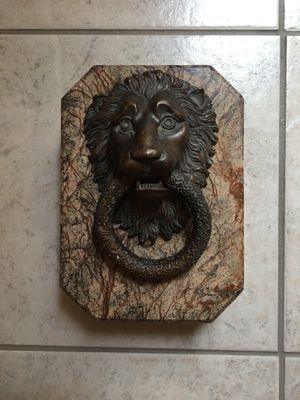 Marble Doorstop for Sale in Wolfforth, TX