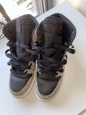 "Nike Air Jordan 1 Hi Premium ""elephant print"" size 6 for Sale in Lancaster, PA"