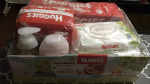 Huggies care package for Sale in Shaker Heights, OH