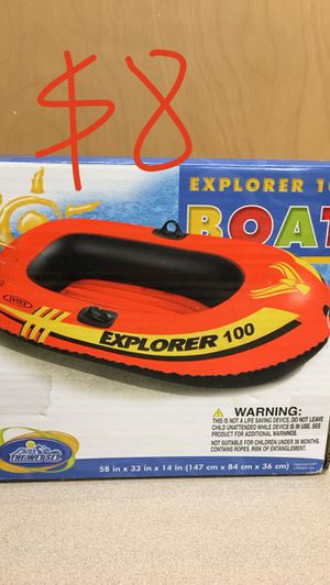Inflatable kids boat for Sale in Paramount, CA