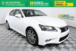 2013 Lexus GS 450h for Sale in Doral, FL