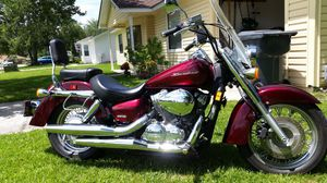 Motorcycle 2009 Honda Shadow Aero for Sale in Saint Marys, GA