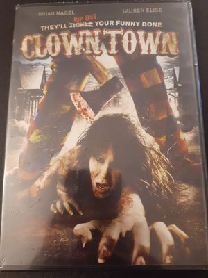 CLOWNTOWN (DVD) NEW! for Sale in Lewisville, TX