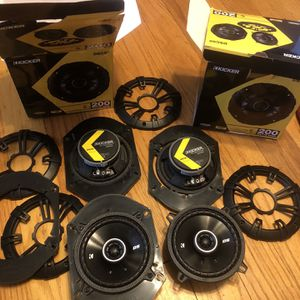 Kicker Car Speakers for Sale in Louisburg, KS