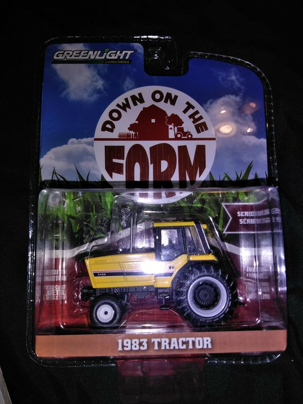 Greenlight down on the farm 83 tractor