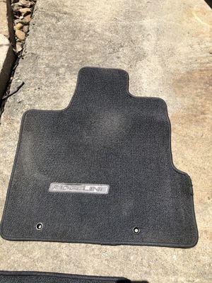 Honda Ridgeline floor mats for Sale in San Antonio, TX