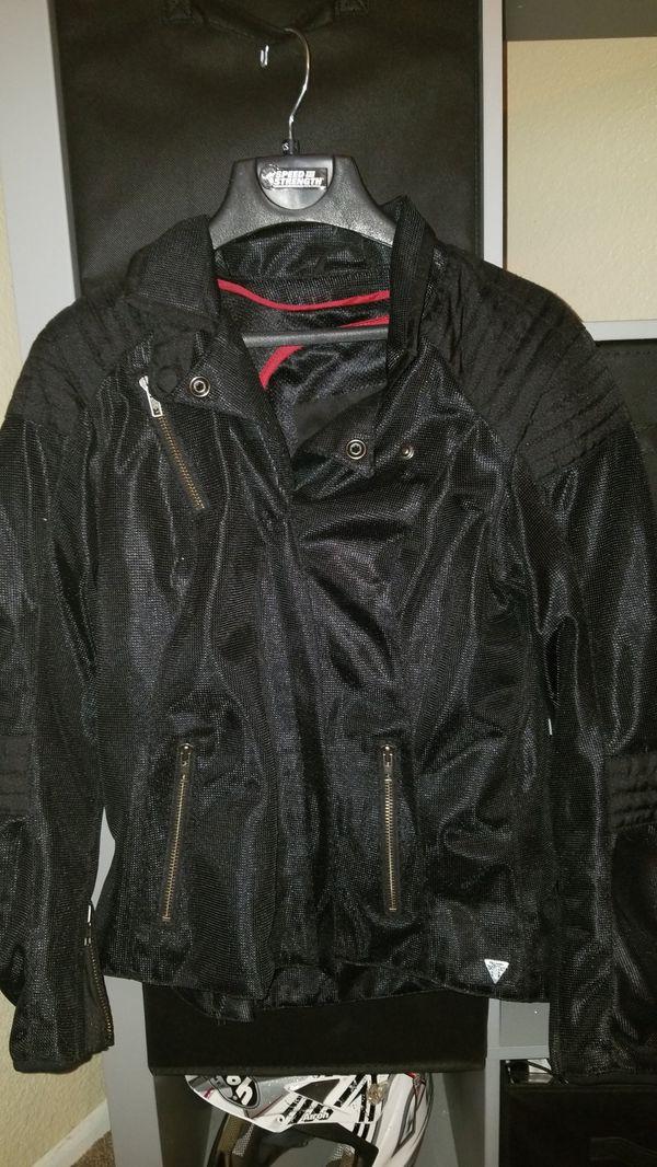 Triumph lara mesh women's motorcycle jacket