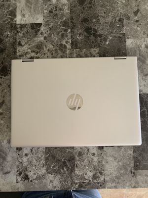 """HP - Pavilion x360 2-in-1 14"""" Touch-Screen Laptop - Intel Core 13 - 8G Memory - 500 GB Hard Drive - Silver for Sale in Yuma, AZ"""