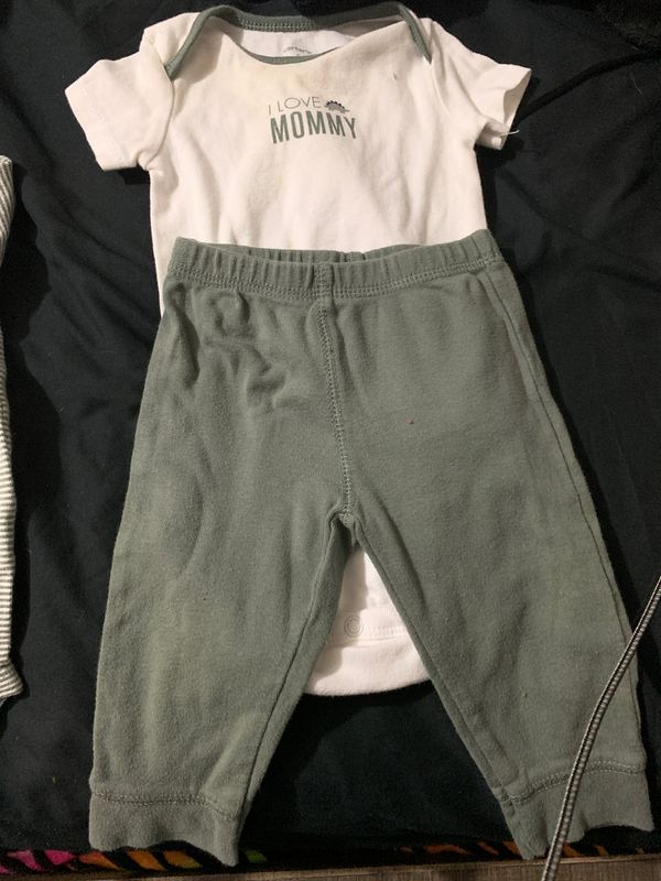 Baby clothes 6