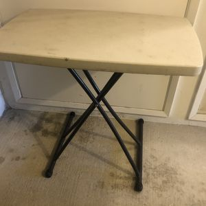 Foldable/portable table for Sale in San Diego, CA