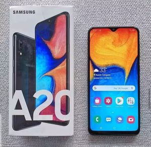 Samsung Galaxy A20 .32Gb. *MetroPCS by T-mobile* NEW for Sale in Tukwila, WA