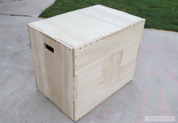 Plyometric Box - Plyo Box