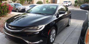 2016 Chrysler 200 for Sale in Goodyear, AZ