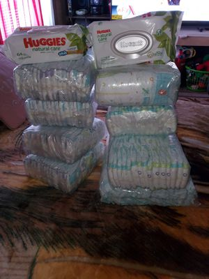 Diapers size 5 for Sale in Everett, WA
