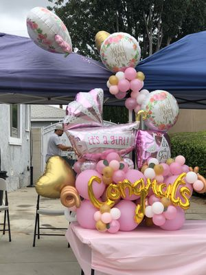 Balloon bouquets for any occasion for Sale in Santa Ana, CA