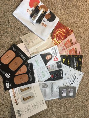 Beauty samples and face masks for Sale in Whittier, CA