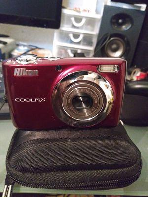 Nikon Coolpix camera for Sale in Dallas, TX