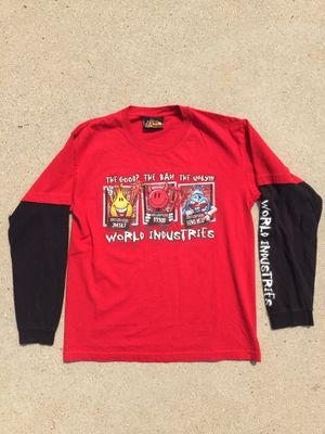 00s World Industries Skate Long Sleeve for Sale in Lancaster, CA