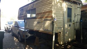 Six - Pac Cab Over Camper for Sale in Pojoaque, NM
