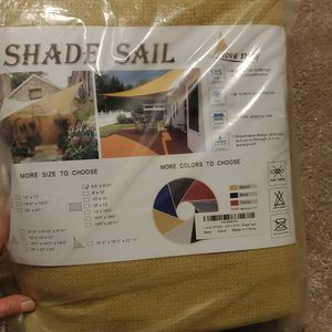 Shade Sail Awning for Sale in Denver, CO