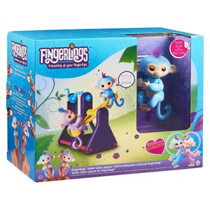 Fingerlings Playset – See-Saw with 2 Interactive Monkey Toys for Sale in Longwood, FL