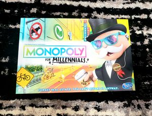 Monopoly for Millennials! for Sale in Morrison, CO