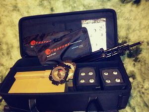 Dynaphos Professional Photographer Lighting System W/Travel Case Pro for Sale in Colorado Springs, CO