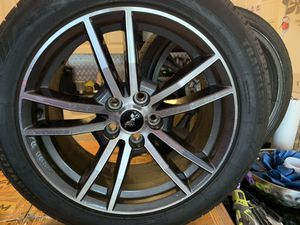 "4 Ford Mustang Rims 18""  tires not included' for Sale in Oakland Park, FL"