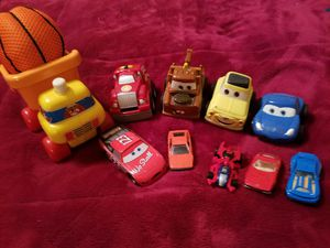 KIDS CARS, TRUCK, TAKE ALL $4 for Sale in Mount Prospect, IL