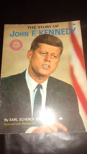 John F. Kennedy magazine for Sale in KINGSVL NAVAL, TX
