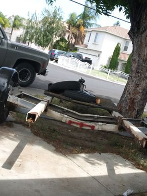 Trailer. Adjustable for Sale in Manteca, CA