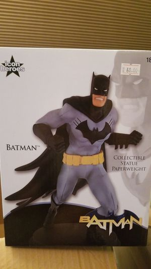 Batman Collectible Statue Paperweight for Sale in Fort Lauderdale, FL