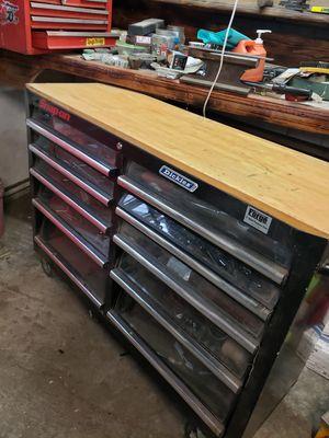 "Husky 52"" tool box for Sale in Oak Harbor, WA"