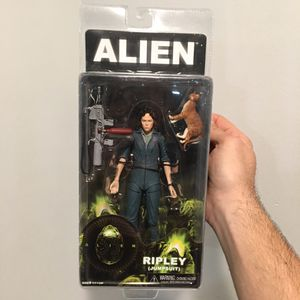 Neca toys alien 1 ripley jumpsuit rare for Sale in Howell Township, NJ