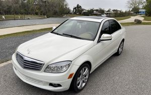 2008 Mercedes Benz c300 Luxury package (104k) Private for Sale in Palm Coast, FL
