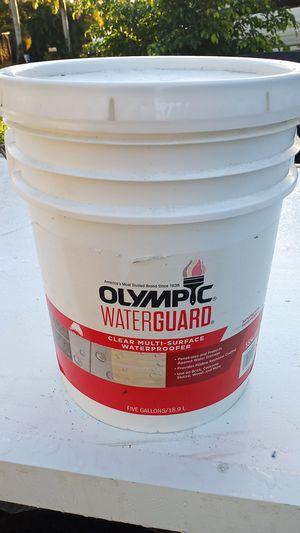 Olympic waterguard 5 gal. for Sale in OCEAN BRZ PK, FL