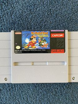 The Magical Quest SNES for Sale in Anaheim,  CA