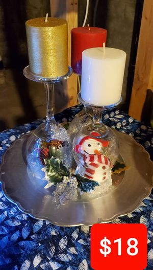Holiday Centerpiece Homemade for Sale in Columbus, OH