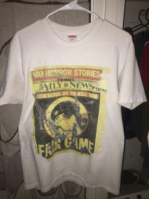 Supreme Van Horror Stories Tee for Sale in Grand Prairie, TX
