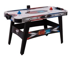 Triumph Sports USA 45-6060W 54 in. Fire N Ice LED Air-Powered Hockey Game Table for Sale in Rialto, CA