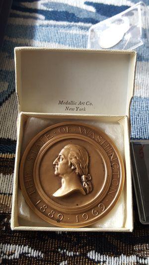 Medallic Art Co. Bronze medallian for Sale in Colorado Springs, CO