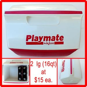 Igloo Playmate Chest Coolers for Sale in La Mirada, CA