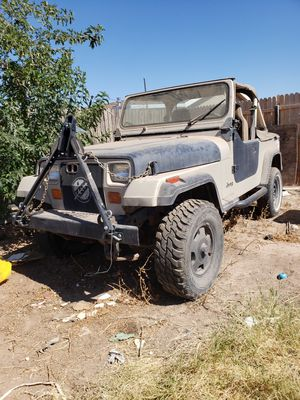 Jeep wrangler jy 89 for Sale in Phoenix, AZ