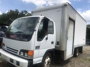 2003 GMC Box truck Diesel for Sale in Hyattsville, MD