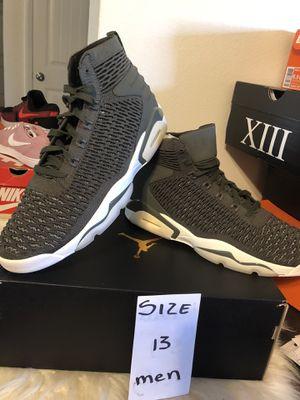 Jordan size 13 for men for Sale in Highland, CA
