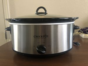 Crock pot for Sale in Pleasanton, CA