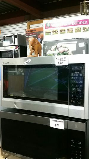 Sharp Microwave for Sale in Baltimore, MD