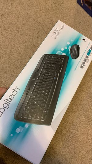 Logitech mk320 Wireless Combo for Sale in Chino Hills, CA