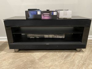 Sony TV Stand with Speaker System for Sale in Alexandria, VA